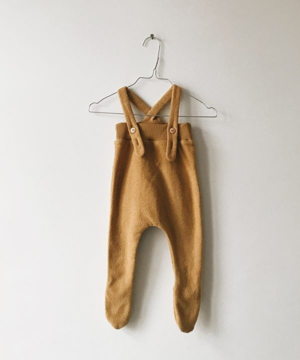 MONKIND Golden Mini Pants