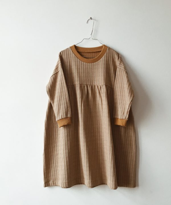 MONKIND Parallel Oversized Dress