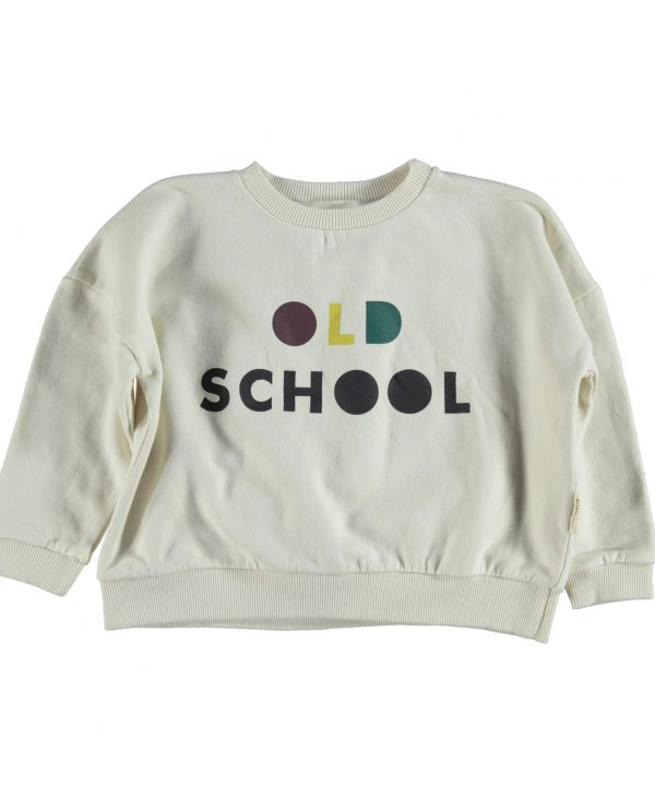 piupiuchick sweatshirt old school