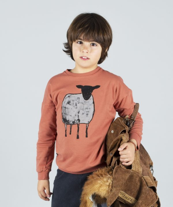 Lötiekids Sweatshirt Sheep