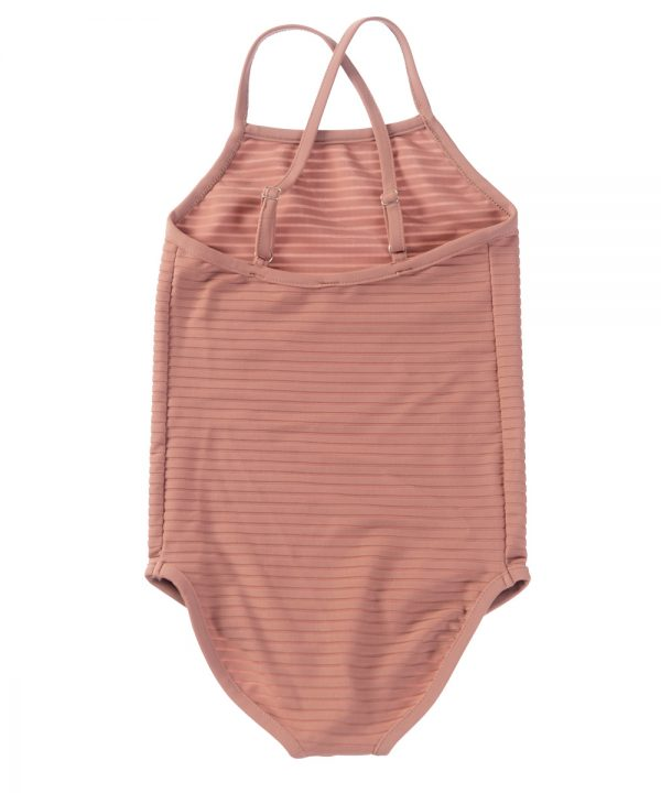 Little Hedonist Swimsuit Burlwood