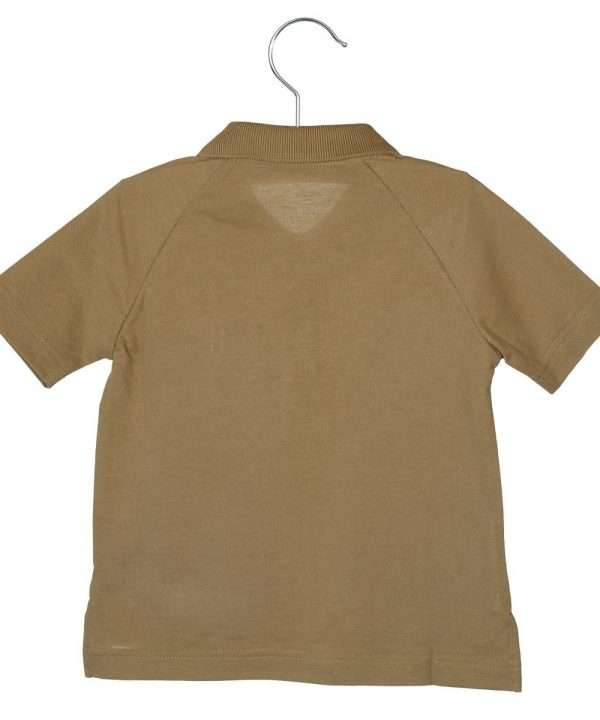 Little Hedonist Short Sleeve Polo Max