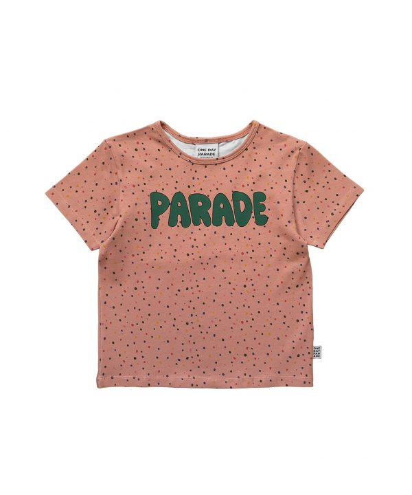 One day Parade t-shirt confetti
