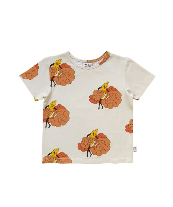 One Day Parade T-Shirt Banana