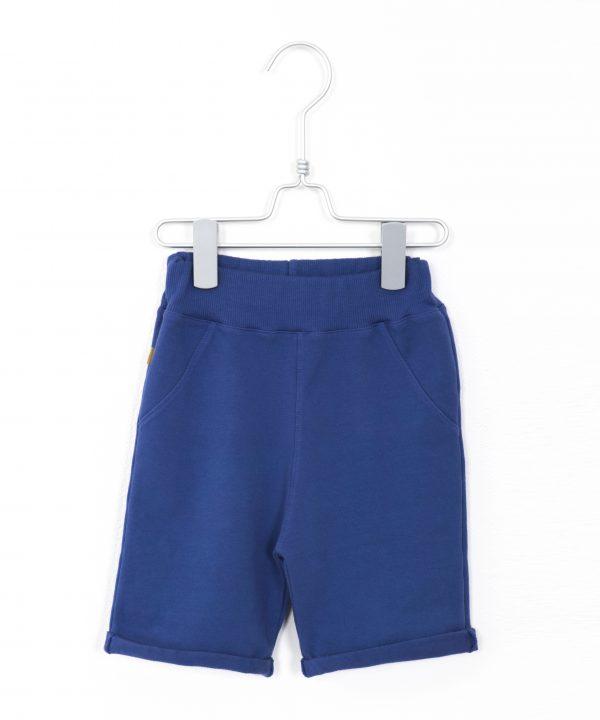 Lötiekids Bermuda Shorts Indigo Blue