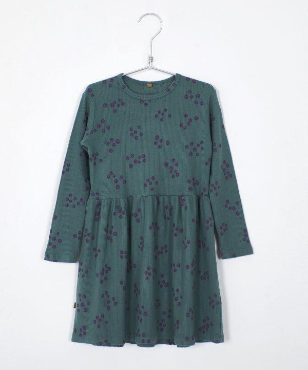 Lötiekids Dress Blueberries
