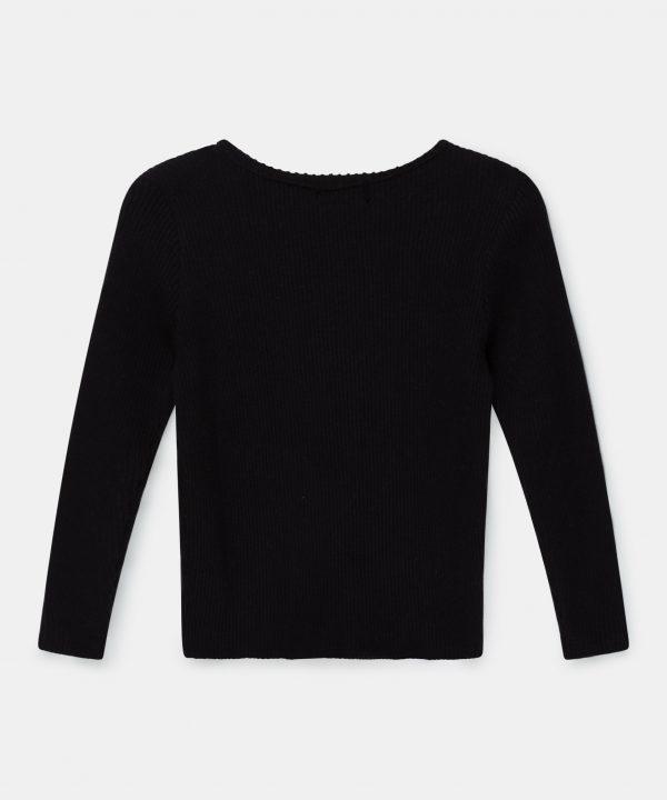 My Little Cozmo Rib Knit Sweater